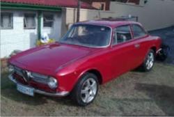 1968 Alfa GT junior