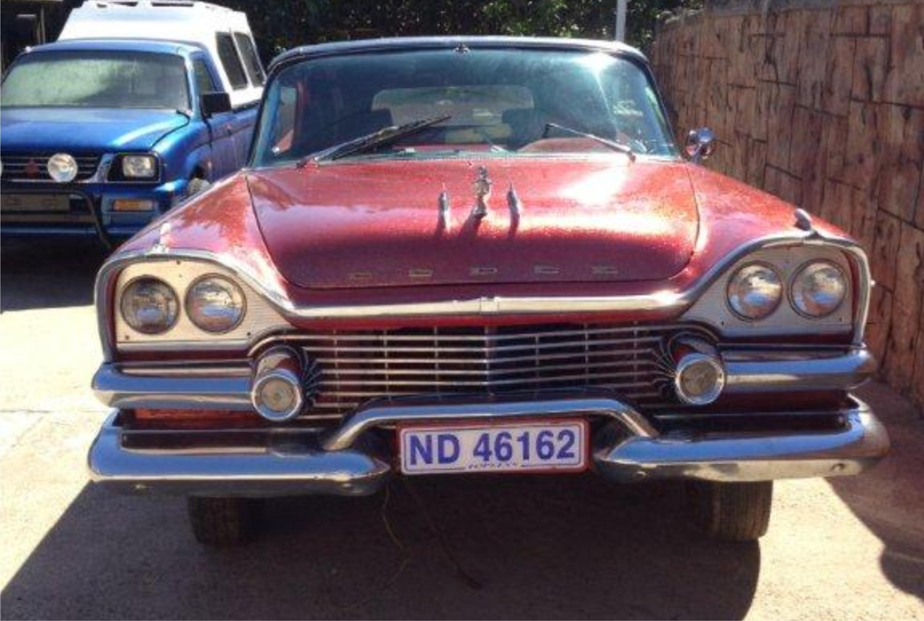 1957 Dodge Convertible D500
