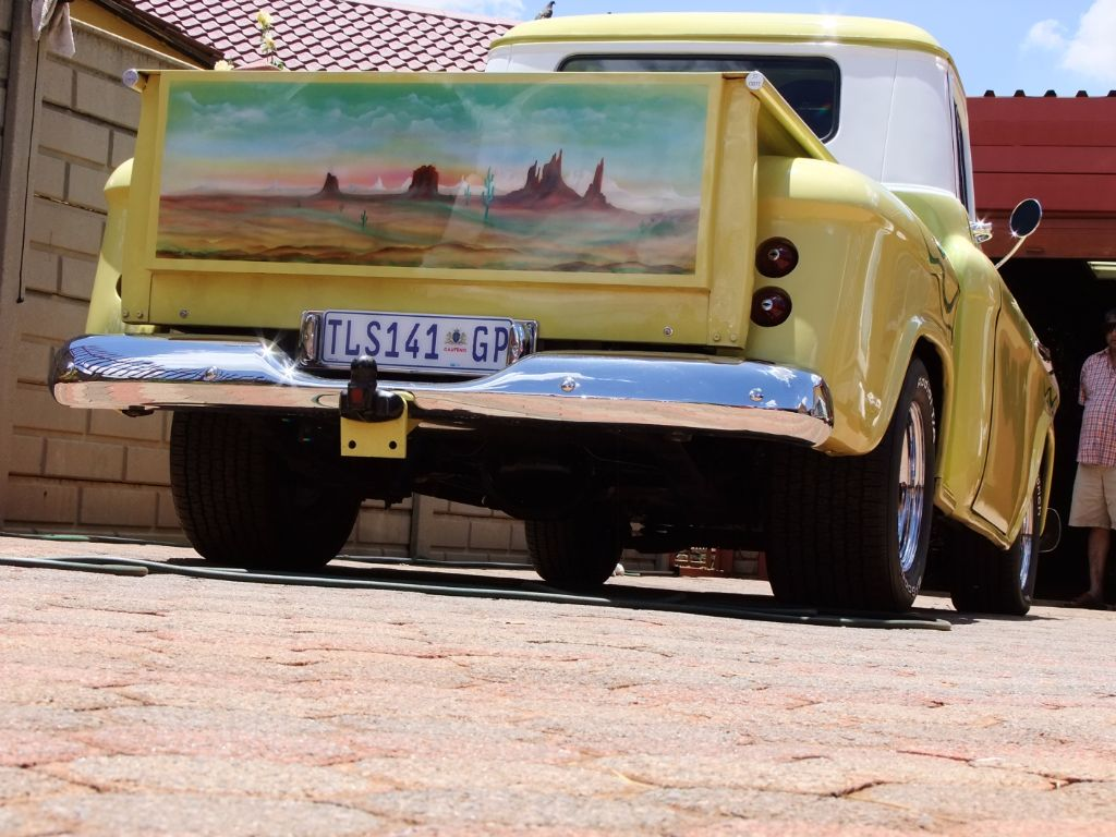 1957 Chevy 3100 stepside Pickup