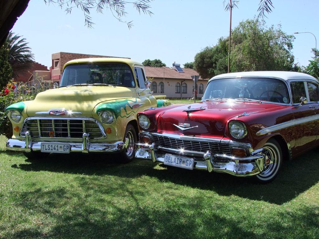1957 Chevy 3100 stepside Pickup