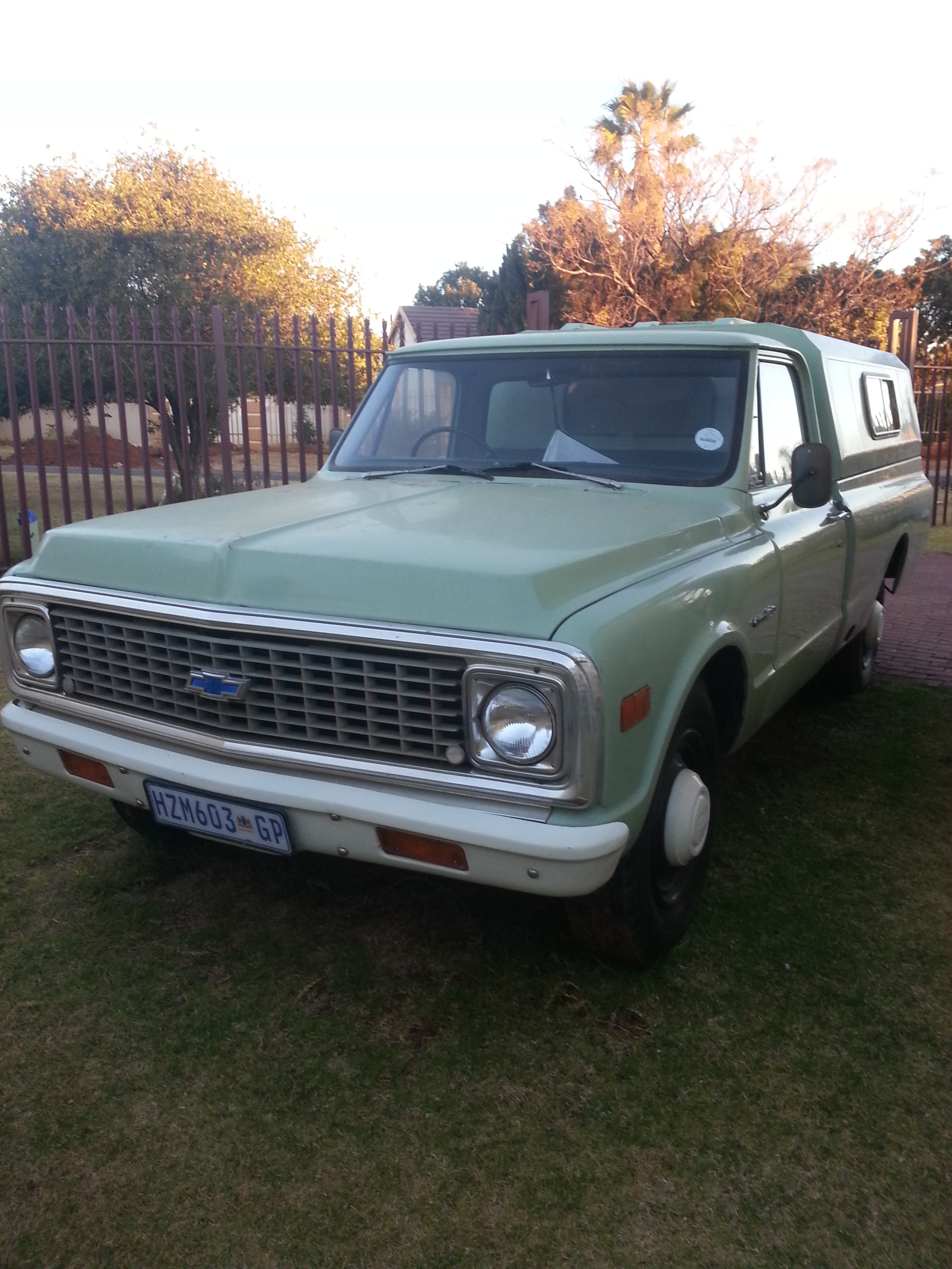 Chevyparts South Africa 1966 Chevy C10 Trucks For Sale 1972 Chevrolet C20 Pickup