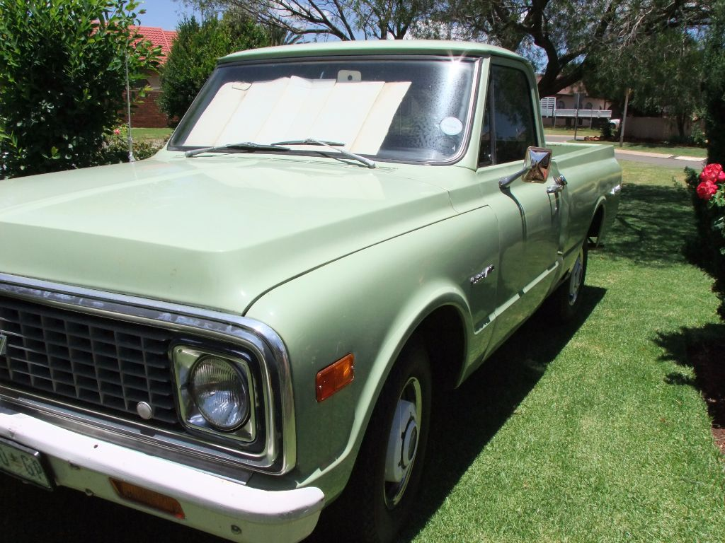 Chevyparts South Africa 1968 Chevy Pickup Truck For Sale 1972 Chevrolet C10